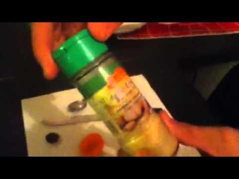 Mele di cetrioli per perdita di peso