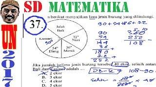Cara Menghitung Diagram Lingkaran