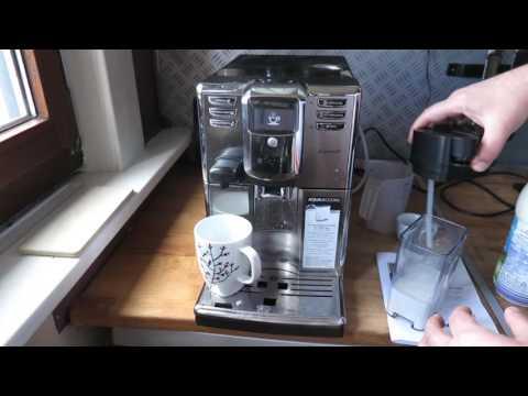 Saeco Incanto Kaffeevollautomat im Test