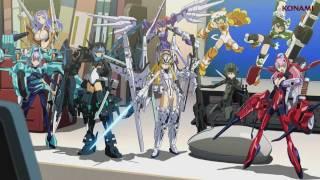 「武装神姫バトルマスターズMk.2」オープニングムービー
