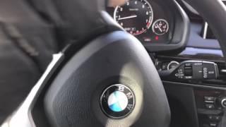 BMW f15 x5 squeaky steering wheel