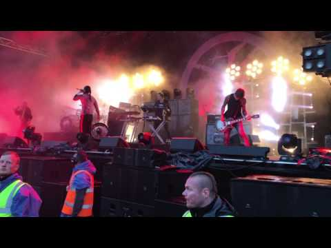 The Prodigy - Wild Frontier (Secret Solstice Iceland)