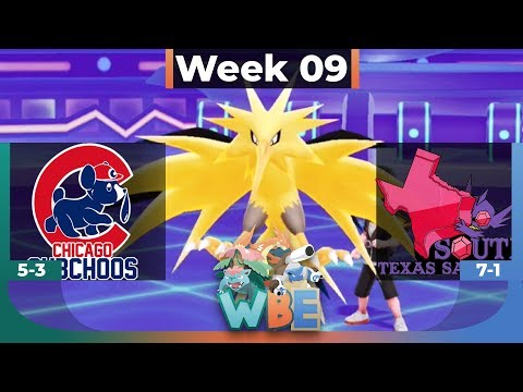 CRAZIEST PREDICTION EVER?! - Let's Go WBE Week 9 - Chicago Cubchoos vs South Texas Sableyes