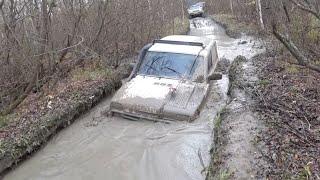 Жёсткий Offroad для Нивы, Сиденье в воде, лягушка в машине)