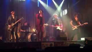 StedRed - Fever & Born In The Eye Of A Hurricane (live in concert - 24.10.2014)
