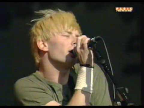 Radiohead YOU live 1994