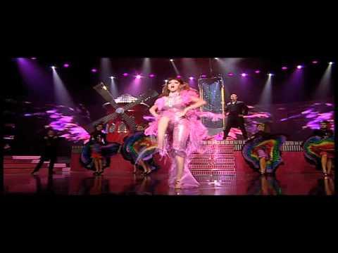 Fawazeer Myriam Cancan dance/ فوازير ميريام فارس رقصة كانكان