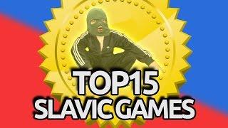Top 15 Slavic games 2016