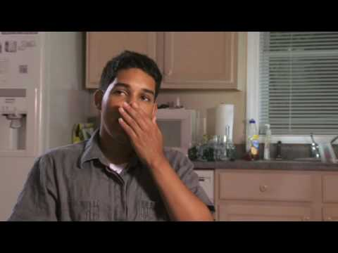 Screenshot of video: Crohn's disease- Children's voices