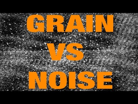 Film Grain vs Digital Noise (Why I ALWAYS shoot lowest ISO possible)