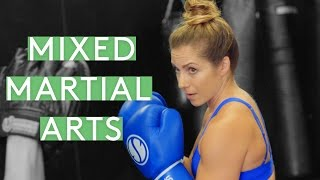 Learning Mixed Martial Arts As A Woman | Be A Badass | Brawlers