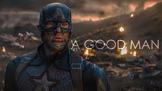 (Marvel) Steve Rogers   A Good Man