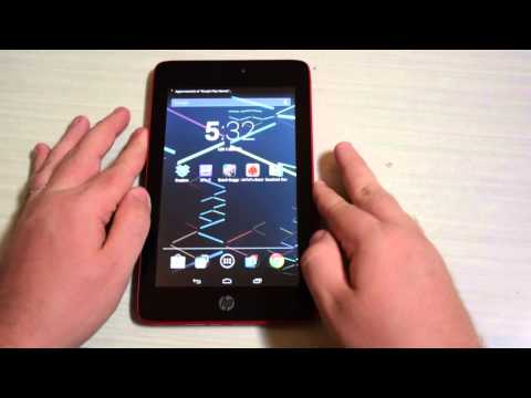 HP Slate 7 HD, recensione del Tablet Android economico