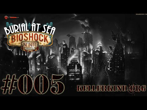 Bioshock Infinite - Burial at Sea EP.2 #005 - Frostige Zeiten ★ [HD|60FPS]