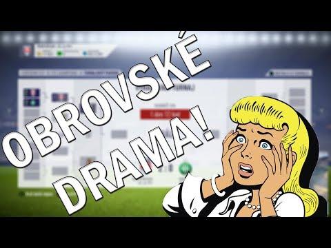EPICKÉ DRAMA VE FINÁLE O WEEKEND LEAGUE | FIFA 18 | CZ/SK