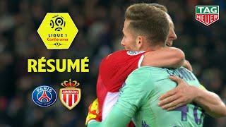 Paris Saint-Germain - AS Monaco ( 3-3 ) - Résumé - (PARIS - ASM) / 2019-20