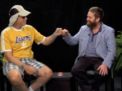 Will Ferrell: Between Two Ferns with Zach Galifianakis