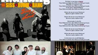 K.D. Lang & the Siss Boom Bang - Hollywood Kids
