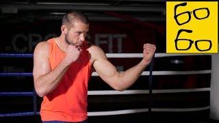 Бой с тенью в боксе — как правильно делать? Советы боксера-профессионала — бокс с Ростиславом Плечко