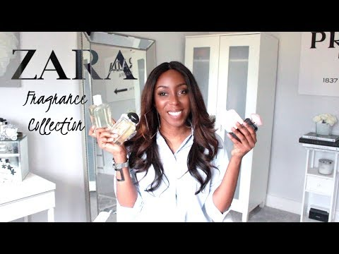 MY ZARA PERFUME COLLECTION – 12 SCENTS, SOME WINNERS AND SOME LOOSERS!