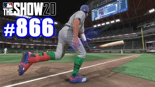 SENIOR HAS DAD POWER! | MLB The Show 20 | Road to the Show #866