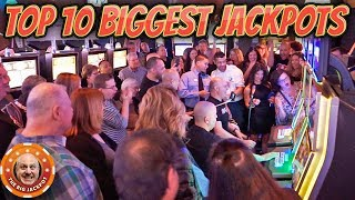 ✦ Top 10 BIGGEST SLOT JACKPOT$ ✦ February 2019 COMPILATION 🎰HUGE WIN$ | The Big Jackpot