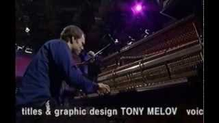 Ben Folds - Zak and Sara (live on The Glass House S2E22 (July 26, 2002))