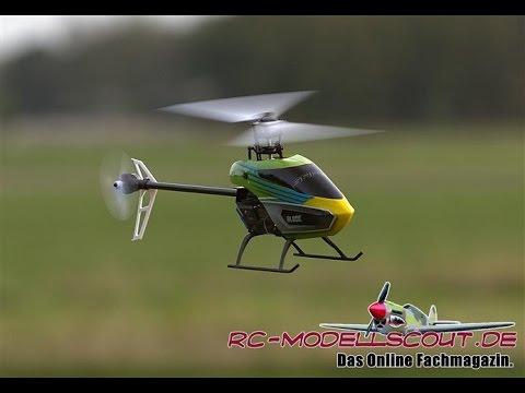 Video zum Testbericht des E-Flite Blade 230s von Horizon Hobby auf RC-Modellscout