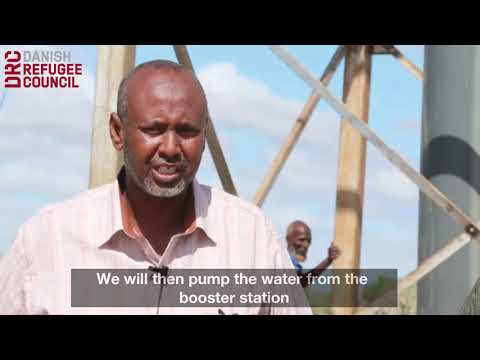 Kismayo: Delivering Clean Water  -  Durable Solutions Program