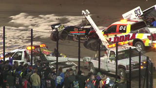VIDEO Roof cam footage of the accident involving Travis Philo and Jac