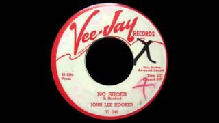 JOHN LEE HOOKER - NO SHOES ~Exotic Blues~