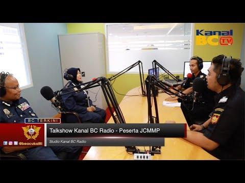 Talkshow Kanal BC Radio - Peserta JCMMP