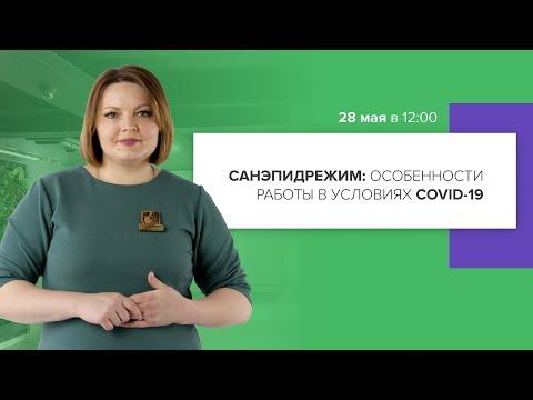 Санэпидрежим: Особенности работы в условиях COVID-19