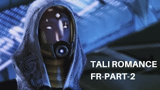 ME3 [French] - (Added-English-Subtitles) Tali Remastered PART2 (CITADELLE)