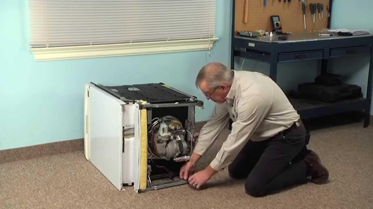 Replacing your KitchenAid Dishwasher Heating Element