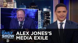 Venezuela's Assassination Scare & Alex Jones's Media Exile   The Daily Show