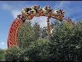 Parc Le Pal, TOUTES les attractions du parc (parc attraction Allier 03 Auvergne)