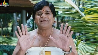 Oh My Friend Movie Comedy Scenes Back to Back   Non Stop Telugu Comedy   Sri Balaji Video