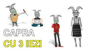 CAPRA CU TREI IEZI - parodie Andrei Xmas