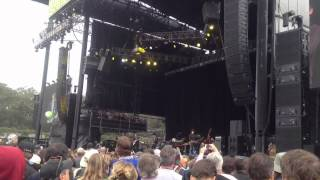BECK doing SOLDIER JANE (so beautiful) @  Outside Lands 2012