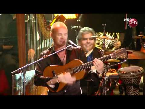 Sting - Next To You - 2011 HD Festival de Viña del Mar Live