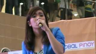 I just fall in love again by Angeline Quinto Live