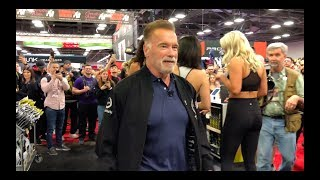 Arnold Fitness Expo 2019