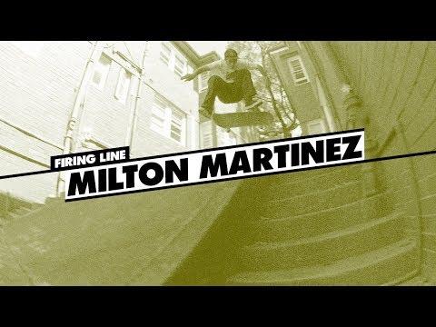 Firing Line: Milton Martinez