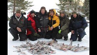 Отчеты о рыбалке на озерах карелии 2020