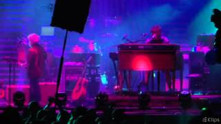 String Cheese Incident - On The Road - Electric Forest - 2012