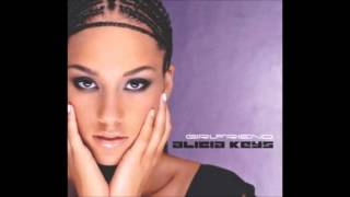 Alicia Keys - Girlfriend (Krucial Keys Sista Girl Mix)