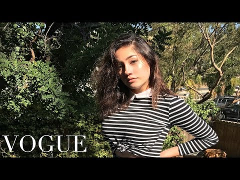 73 Questions with Kaelyn l Vogue Parody