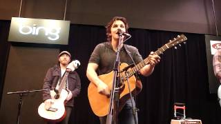"""Could It Be""--Charlie Worsham @ the Bing Lounge--Portland, Oregon--12-2-12"