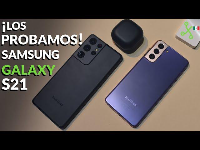 Samsung Galaxy S21 y S21 Ultra, IMPRESIONES: soporte para S-Pen pero SIN CARGADOR